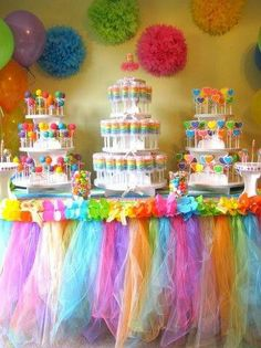 mesas dulces infantiles mesas de dulces manteles para mesa fiestas infantiles fiestas tematicas infantiles nias ideas cumpleaos infantiles