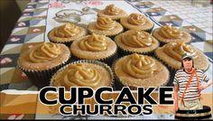 Cupcake de Churros !