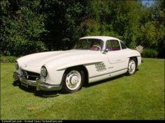 1954 300 SL Gullwing  - http://sickestcars.com/2013/05/22/1954-300-sl-gullwing/