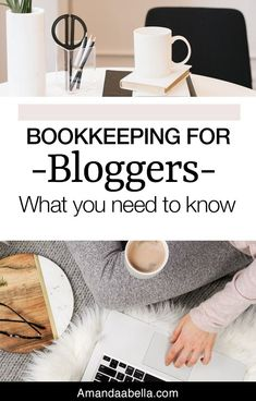 Are you wondering about bookkeeping for bloggers? Here is everything bloggers need to know about organizing their finances for tax time.