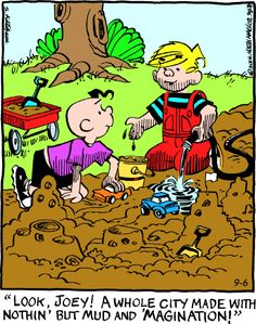 Dennis the Menace for 9/6/2016