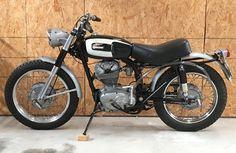 Ducati 250 Scrambler - 1966