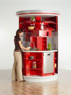 jennifer's small space kitchen renovation: the big reveal ... - Küchenlösungen Für Kleine Küchen