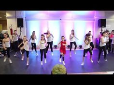 Timber by ChikaZ Kids (Dancing steps, - Tower) HD Water Aerobics Routine, One Direction Youtube, Zumba Kids, What Makes You Beautiful, Cheer Dance, Dance Movement, Thinking Day, Dance Choreography, Kids Songs