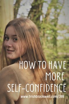 How to exude confidence is something we all strive for. To exude confidence is an epicenter of how we live bravely and move forward. Confidence Coaching, Self Confidence, How To Train Your, Loving Your Body, Moving Forward, How To Become, Encouragement, Happiness, Notes