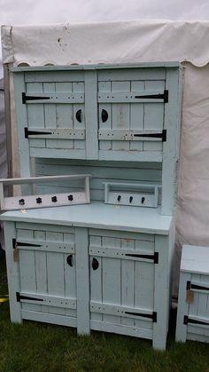 Handmade Kitchen Dresser