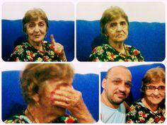 Eu e minha avó