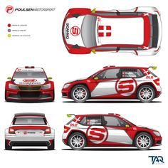 is rocking tha' house ! 😉 updated livery for this year of rally with their Skoda Fabia 🏁🏁 Skoda Fabia, Wraps, Car Mods, Car Wrap, Car Decals, Art Cars, Cars And Motorcycles, Kids, Paper Art
