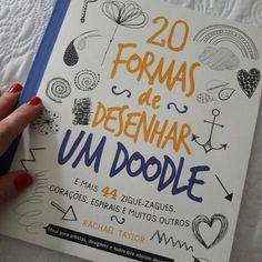 102 best leia livros images on pinterest book books and para quem gosta de desenhar e rabiscar livro 20 formas de desenhar um doodle fandeluxe Image collections