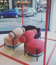 Milan Design Week 2017, Designers, Chair, Instagram Posts, Home Decor, Decoration Home, Room Decor, Stool, Home Interior Design