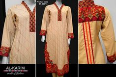 New Casual Wear Suits Designed By Al-Karim