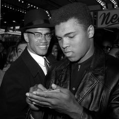 X and Ali