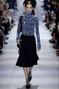 Dior Pret A Porter Otoño Invierno 2016/2017 (Paris Fashion Week)
