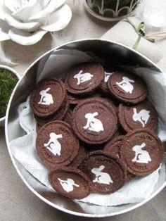 PAvla STUdihradová: Velikonoční sušenky