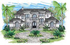 Plan 31807DN: Living in Grandeur
