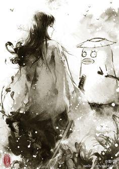 Gintama ~~ Katsura & Elizabeth