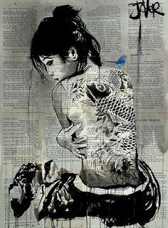 ukiyo by Loui  Jover