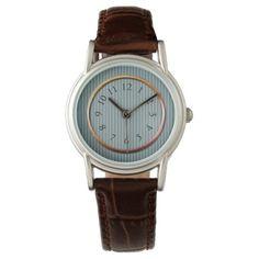 Design_Architecture_Copper-Pinstripes_ Wristwatch