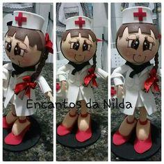 Enfermeira- créditos Dani Barboza