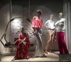 """MASSIMO DUTTI, London, UK, """"Listen Heather... Sometimes the most productive thing you can do is relax"""", photo by Windowshoppings, pinned by Ton van der Veer"""