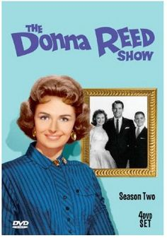 """The Donna Reed Show - Didnt get to see until """"Nick at Nite's Classic TV"""" but I was a fan! Donna I guess. Classic Tv, Classic Movies, Classic Actresses, The Donna Reed Show, Old Time Radio, Vintage Tv, Vintage Games, Old Shows, Old Tv"""