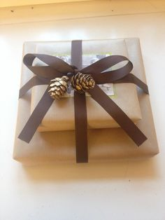 Christmas wrapping by IDNW