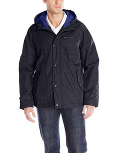 The Canyon Cross Jacket features a stow-away hood and a zippered chest  pocket. It's a simple, versatile and stylish jacket that will just as  easily…
