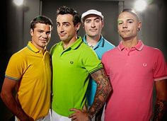 HEDLEY! Proud to be Canadian because of them!