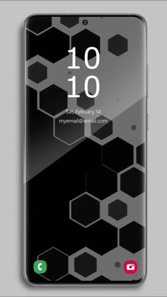 A cool simple hexagon pattern video wallpaper for all the minimalists. Samsung Lock Screen Wallpaper, Iphone Wallpaper Bright, Samsung Galaxy Wallpaper Android, Android Wallpaper Black, Dark Phone Wallpapers, Iphone Lockscreen Wallpaper, Best Wallpapers Android, Mobile Wallpaper Android, Apple Logo Wallpaper Iphone