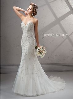 Sottero and Midgley Cayleigh Bridal Gown