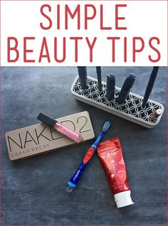 Simple Beauty Tips