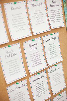 Nice Wedding Table Plan