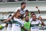 Média de gols do Coritiba no Couto mantém esperança de virada na final