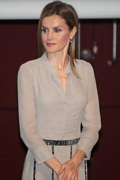 Queen Letizia of Spain Photos - Fashion National Awards - Zimbio
