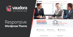 Theme Description:Vaudora Pre Theme    Vaudora is clean and minimal responsive design built with HTML5 & CSS3 coding and easy to use Shortcodes with loads of features in it. After hard work of our team we have implemented many features in this theme which makes your project easier and better than before and can be used for multipurpose websites such as business, portfolio, blog, personal, designers, charity and much more.