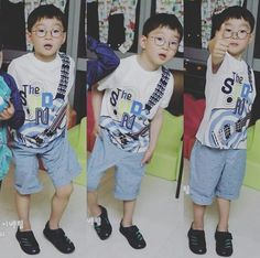 song il gook song daehan 송대한 song triplets 슈퍼맨이 daehanmingukmanse may 2017 Song Il Gook, Song Triplets, Song Daehan, Twins, Capri Pants, Songs, Celebrities, Cute, Babies