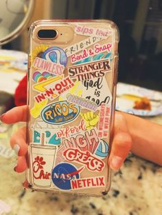 eeac75b1c68 Why cant my phone case look like this? My phone is just clear with finger  grease ://