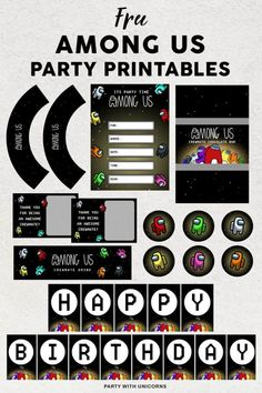 9th Birthday Parties, Sons Birthday, Birthday Party Games, Birthday Party Decorations, Party Printables, Party Planning, Party Time, Don't Worry, Party Ideas
