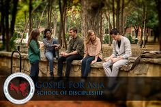 """Can God really radically change my life in just a year?"" YES! All you 18-27 year olds, apply for Gospel for Asia's School of Discipleship by April 30, 2015 to start your year of transformation!"