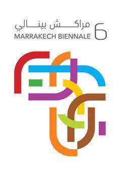 Marrakech Biennale 6 logo