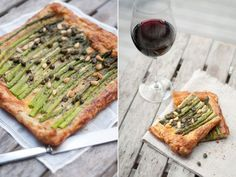 """@Anna David @Lisa Teso Jason says """"this looks like the worst girl-food ever.""""  So clearly it's something we should have for craft night.  He thought the zuchinni tart was ridiculous."""