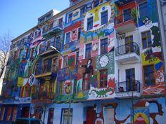 Arte urbano en Montevideo
