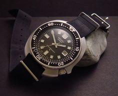 Seiko: Vintage Diver 6105-8119