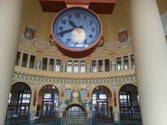 Praha hlavní nádraží | Prague Main Train Station