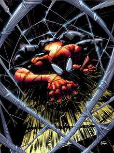 Spider-Man: The Superior Spider-Man #1 by Ryan Stegman