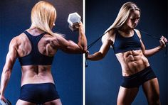 Kate Cut Her Body Fat From 25% To 10%—And You Can Too! - Bodybuilding.com