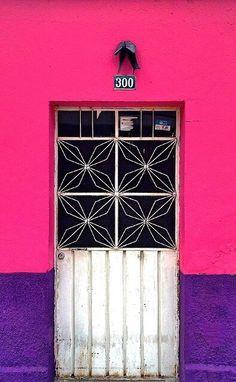 Door - Puebla, Mexico