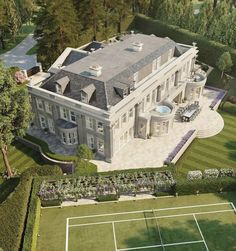 Big Mansions, Mansions For Sale, Black Box, Cali, New Classical Architecture, Architecture Design, Crown Estate, Millionaire Homes, Millionaire Lifestyle