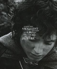 True heroism...What makes the Lord of the Rings great
