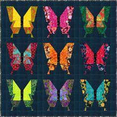 Free pattern! Fly Away